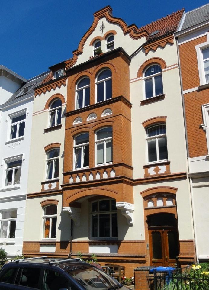 Immobilie Mehrfamilienhaus Lübeck