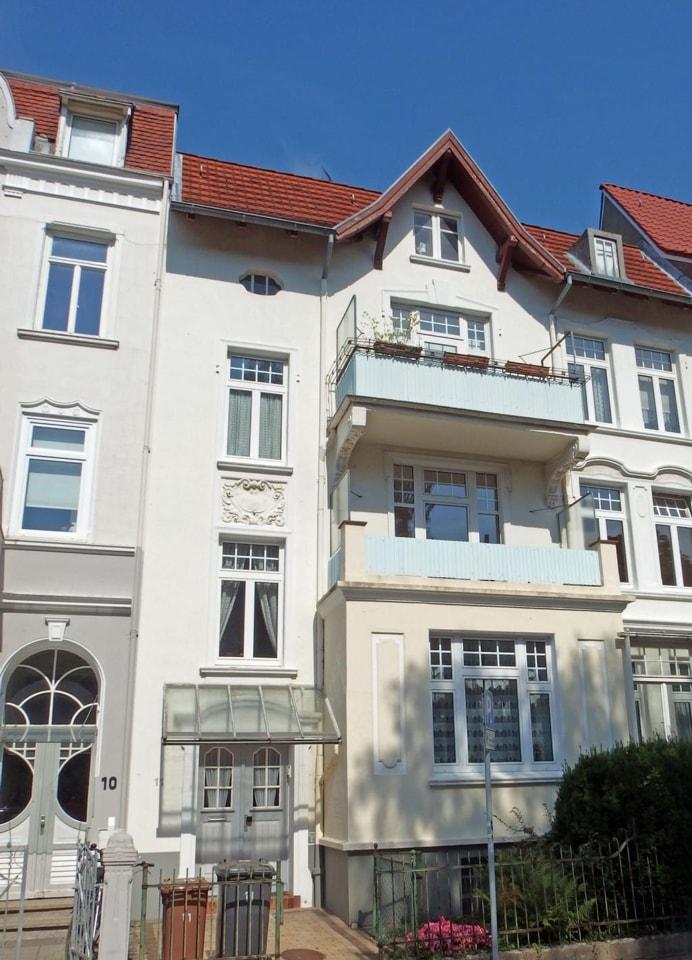 Mehrfamilienhaus in Lübeck